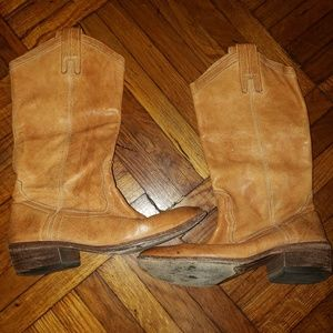 FRYE BOOTS 6
